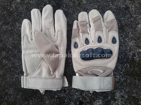 Glove Oakley Tan full finger