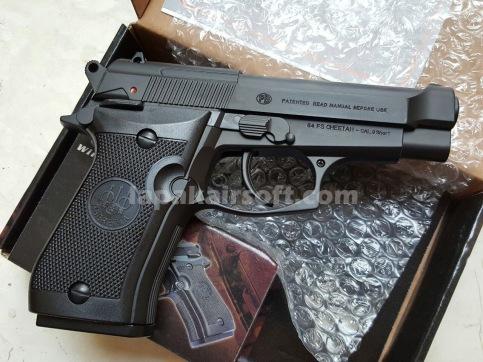 jual airsoft gun pistol Win Gun Cheetah