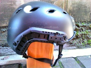 helm fast military version