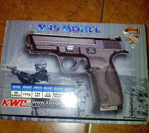 airgun second kwc m40