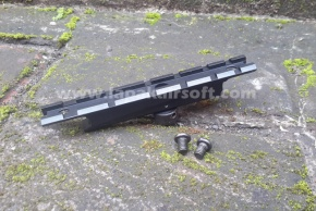 top rail for carrying handle M4 M16