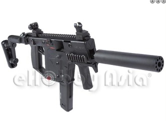 Angry Gun Power Up Silencer for KWA KRISS VECTOR2