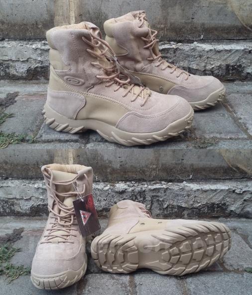 boots oakley 8 inch