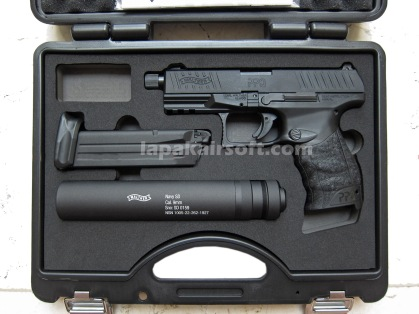 VFC Walther ppq navy duty kit