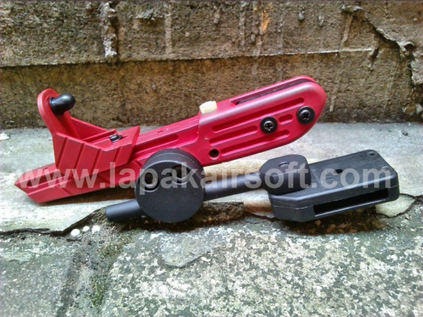 Holster IPSC red2