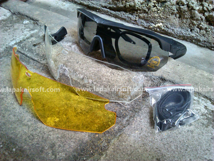 Goggle ESS crossbow