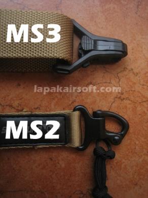 perbedaan ms2 ms3