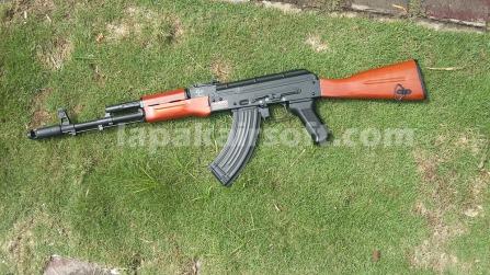 JG AK74 EBRR gl2