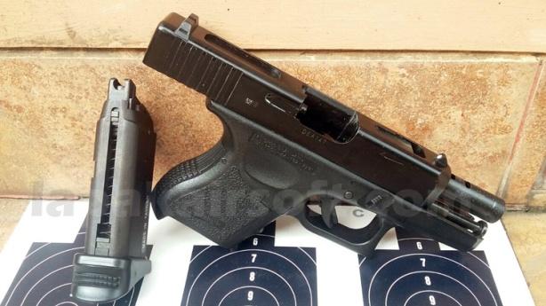 KSC Glock 26C seken