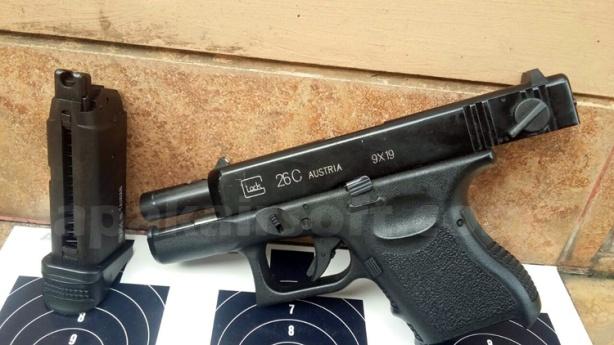 KSC Glock 26C seken2