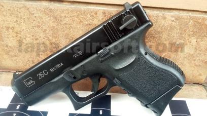 KSC Glock26C seken