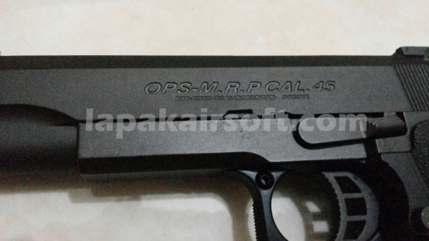 ACM pistol airsoft gun GBB Hicapa 51 2