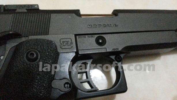 ACM pistol airsoft gun GBB Hicapa 51 3