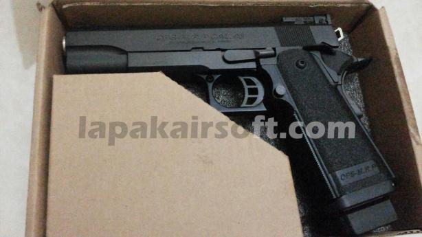 ACM pistol airsoft gun GBB Hicapa 51