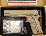 Cybergun Colt M45A1 CO2 tan