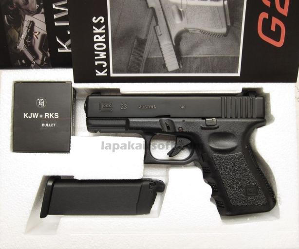 KJW Glock 23