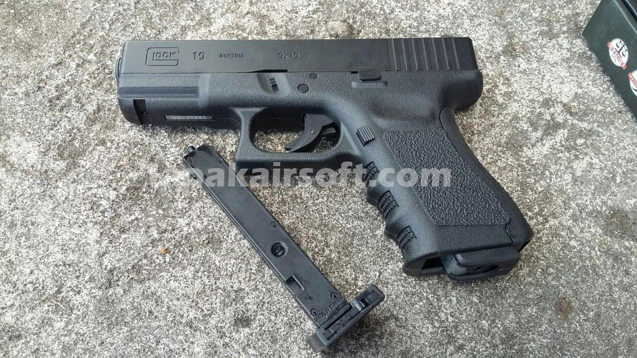 Ini Dia Pistol Airsoft Gun Airgun Glock  Yang Ditunggu Tunggu Member Lapakairsoft Com Sejak