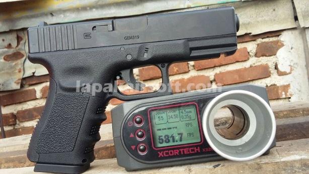 Wingun glock 19