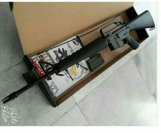 Classic Army M16 Vietnam